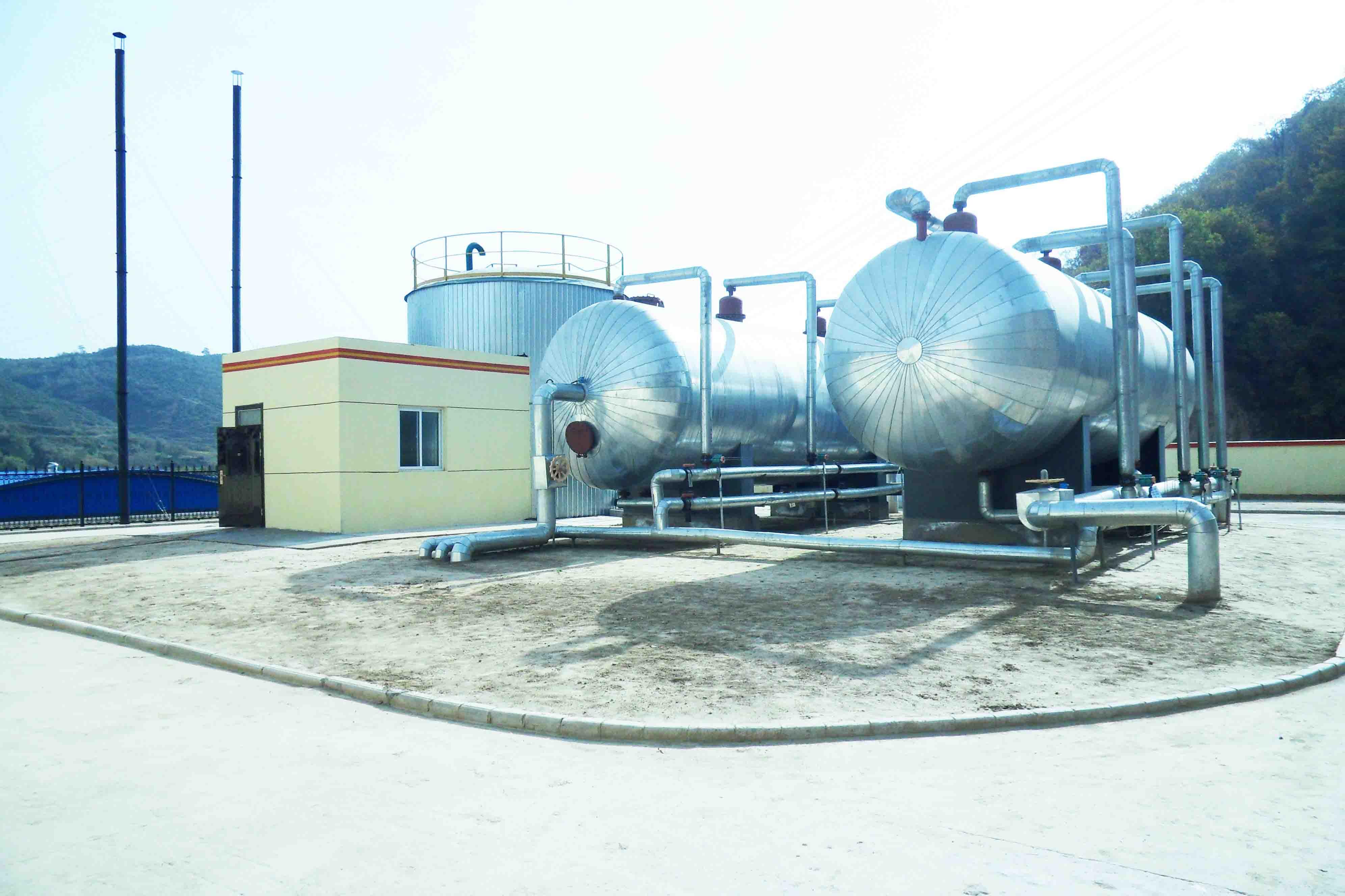 延长油田富县采油厂含油污水综合处理项目